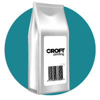 Croft Printing's standard labels